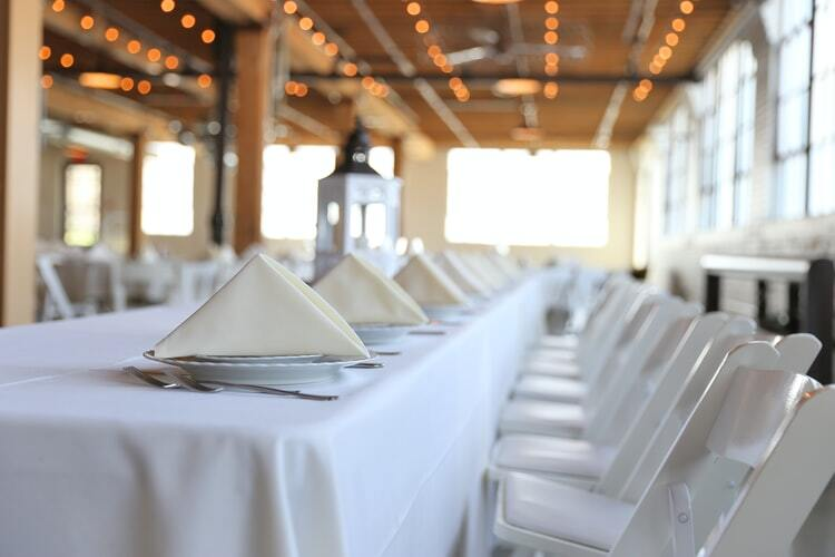 6 Food Station Ideas for Your Wedding Reception