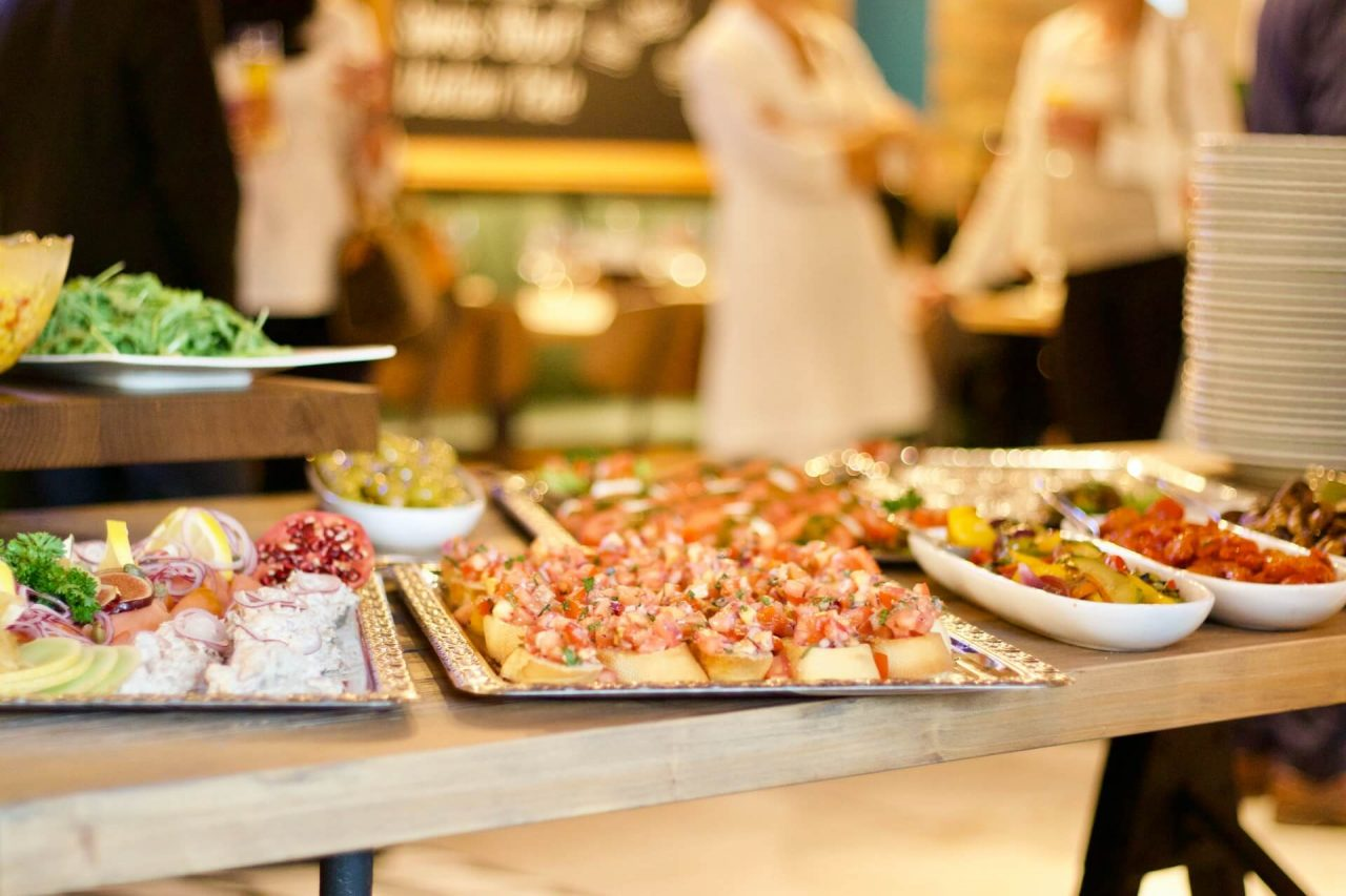 Party catering Sydney services